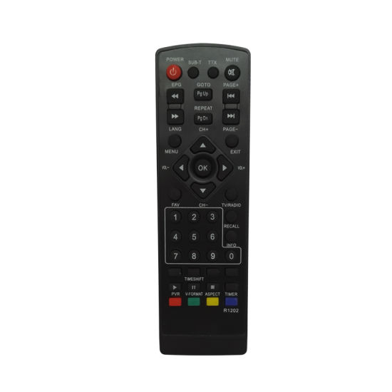 High Quality Remote Control for TV (RD17051205)