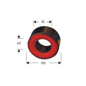Toroidal Cores for Deal with EMC (-14 Material)
