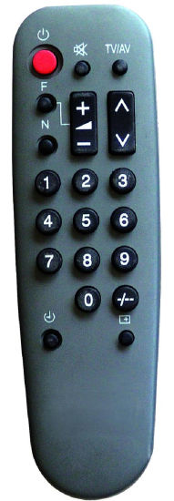 High Quality Remote Control for TV (EUR501310)