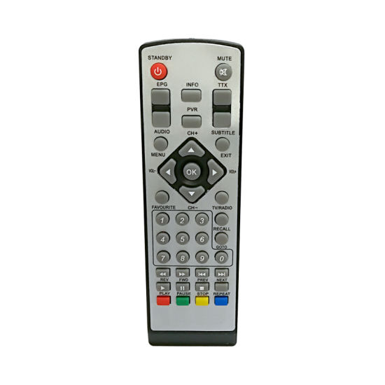 New ABS Case Remote Control for TV (RD17073108)