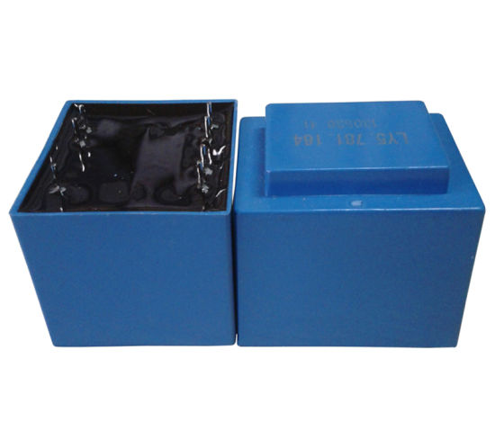 Encapsulated Transformer for Power Supply (EI42-14 6.0VA)