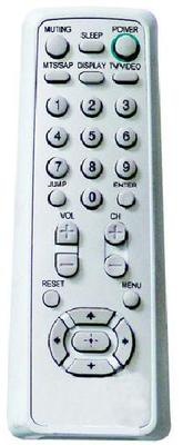 High Quality Remote Control for TV (RM-Y173)