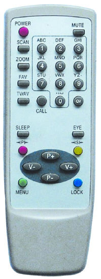 TV Remote Control with ABS Case (VP1-01)