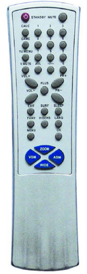 High Quality Remote Control for TV (RD-12)