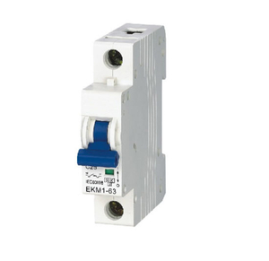 Ekm1-63 Mini Circuit Breaker 1A-63A