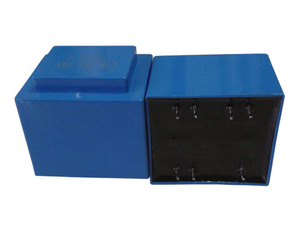 Encapsulated Transformer for Plower Supply (EI38-20 6VA)