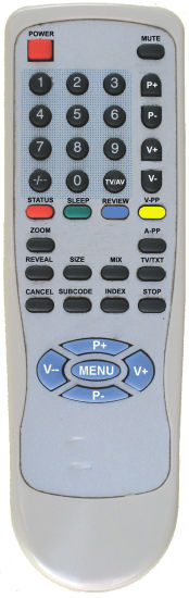 High Quality TV Remote Control (KENTECH)