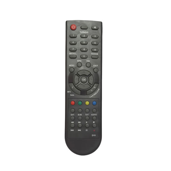 High Quality Remote Control for TV (RD17051204)