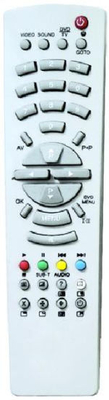 ABS Case TV Remote Control (RC-7DVD)