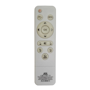 High Quality Remote Control for Smart TV (8858-3)