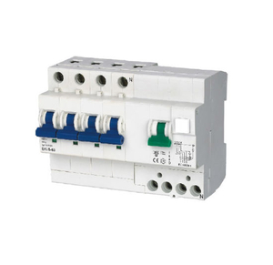 RCBO RCCB with Overcurrent Protection Ekl5-63
