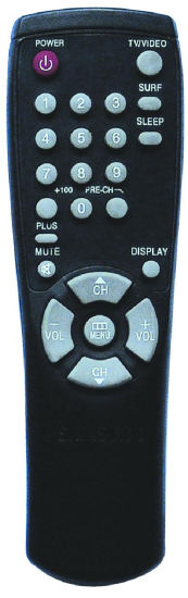 High Quality TV Remote Control (10110G)