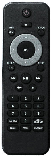 High Quality Remote Control for TV (pH 1237)