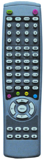 Easy Remote Control for TV (RD-6)