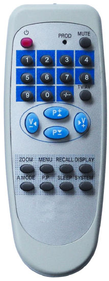 Easy Remote Control for TV (HYF-80A)