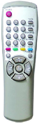 High Quality Remote Control for TV (00104M)